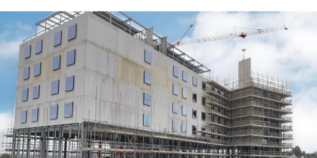Progress on the Sandy Park Hotel